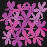 Абстрактная причудливая предпосылка цветка