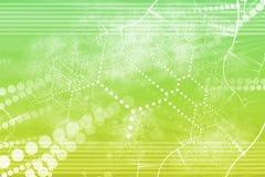 абстрактная промышленная технология сети иллюстрация штока