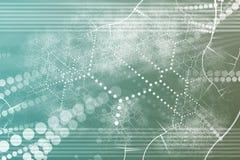 абстрактная промышленная технология сети иллюстрация вектора