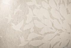 абстрактная птица предпосылки Стоковая Фотография RF