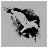 абстрактная птица Стоковые Изображения