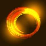 Абстрактная пылкая предпосылка вектор Стоковая Фотография RF