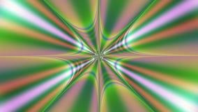 Абстрактная пластичная красочная предпосылка звезды с взаимообменивая декоративной картиной иллюстрация штока