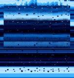 абстрактная рамка сини предпосылки Стоковое Изображение