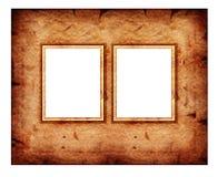 абстрактная рамка способа старая Стоковая Фотография RF
