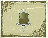 абстрактная рамка эмблем Стоковые Фотографии RF
