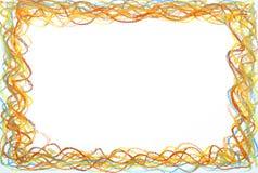 Абстрактная рамка Стоковые Изображения