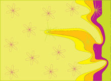 абстрактная рамка background2 Стоковое фото RF