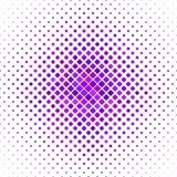 Абстрактная раскосная квадратная предпосылка картины - vector иллюстрация от квадратов в фиолетовых тонах Стоковое фото RF
