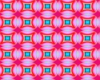 Абстрактная рецидивируя картина Стоковая Фотография RF