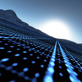 абстрактная решетка предпосылки Стоковое Фото