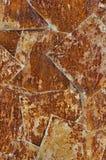 Абстрактная ржавая предпосылка Стоковая Фотография RF