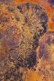 абстрактная ржавчина Стоковые Фотографии RF