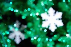 Абстрактная рождественская елка предпосылки. Стоковое Фото