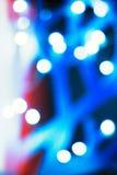 абстрактная рождественская елка Стоковые Изображения RF