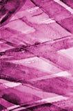 Абстрактная розовая акварель на бумажной текстуре как предпосылка Стоковые Изображения