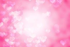 Абстрактная розовая предпосылка Стоковая Фотография RF