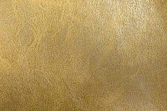 Абстрактная роскошная кожаная коричневая текстура для предпосылки Стоковая Фотография RF