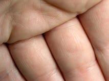 абстрактная рука Стоковая Фотография RF