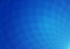 Абстрактная светлая предпосылка сини вектора Стоковое Фото