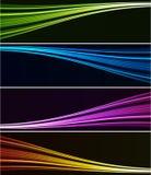 Абстрактная светлая предпосылка Стоковая Фотография