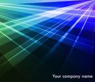 Абстрактная светлая предпосылка Стоковое Изображение