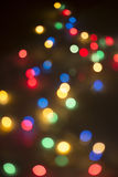 Абстрактная светлая предпосылка Bokeh Стоковая Фотография RF