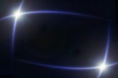 Абстрактная светлая чернота предпосылки Стоковое Изображение RF
