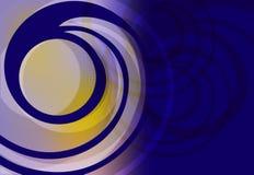 абстрактная свирль Стоковое Изображение