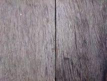 Абстрактная серая деревянная текстура Древесина выдержанная серым цветом с betwe зазора Стоковое Изображение