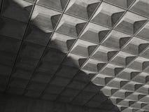 Абстрактная серая картина бетонной стены 3d Стоковые Фотографии RF