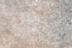 Абстрактная серая потрескиванная предпосылка текстуры Стоковая Фотография RF