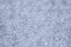 Абстрактная серебряная кристаллическая предпосылка текстуры Стоковое Изображение RF