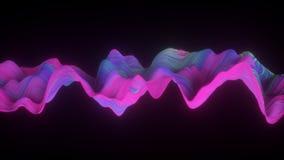 абстрактная сетка 4K иллюстрация вектора
