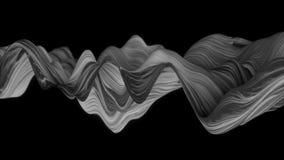 абстрактная сетка 4K иллюстрация штока