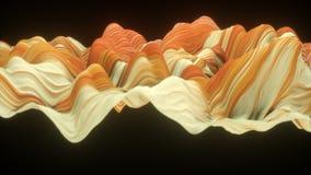абстрактная сетка 4K бесплатная иллюстрация