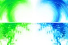 абстрактная сеть предпосылки Стоковое Изображение RF