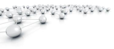 абстрактная сеть Стоковые Фотографии RF