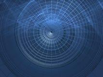 абстрактная синь предпосылки 01 Стоковая Фотография RF