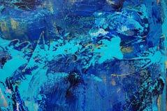 абстрактная синь предпосылки Стоковые Изображения RF