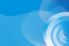 абстрактная синь предпосылки Стоковое фото RF