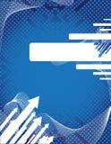 абстрактная синь предпосылки бесплатная иллюстрация