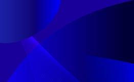 Абстрактная синяя предпосылка Стоковое Фото