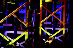 абстрактная сила Стоковое Изображение RF