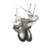 абстрактная сливк Стоковые Фотографии RF