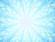 абстрактная снежинка Стоковые Изображения