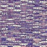 Абстрактная современная органическая фиолетовая геометрическая предпосылка Стоковые Изображения