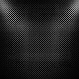 Абстрактная современная серая пефорированная металлопластинчатая текстура иллюстрация штока