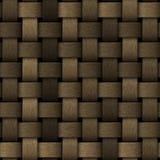 абстрактная сплетенная текстура корзины предпосылки иллюстрация вектора