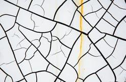 Абстрактная старая стена пролома grunge цвета Стоковые Изображения